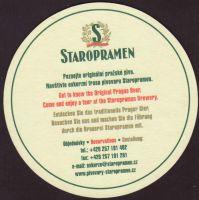 Pivní tácek staropramen-253-zadek-small