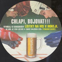 Pivní tácek staropramen-49