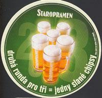 Pivní tácek staropramen-53