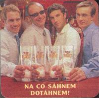 Pivní tácek staropramen-58-zadek