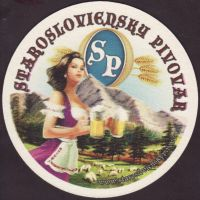 Pivní tácek starosloviensky-21