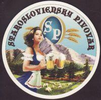Pivní tácek starosloviensky-22