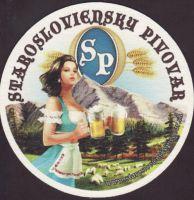 Pivní tácek starosloviensky-25