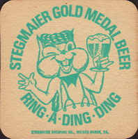 Beer coaster stegmaier-brewing-company-2-small