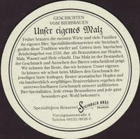 Pivní tácek steinbach-brau-erlangen-1-zadek-small