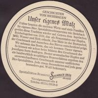 Pivní tácek steinbach-brau-erlangen-2-zadek-small