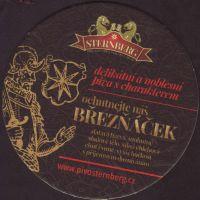 Pivní tácek sternberg-4-zadek-small