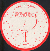 Beer coaster stfeuillien-12-zadek