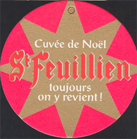 Beer coaster stfeuillien-13