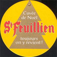 Beer coaster stfeuillien-14