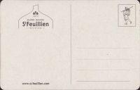 Beer coaster stfeuillien-53-zadek-small