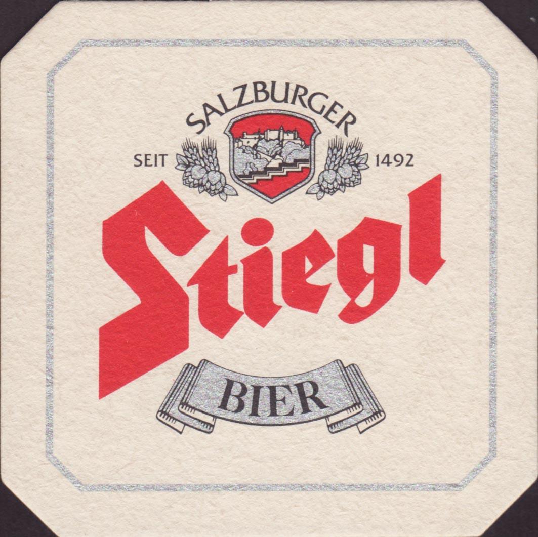 Pivní tácek stiegl-1