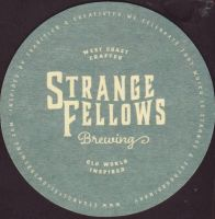 Beer coaster strange-fellows-1-small