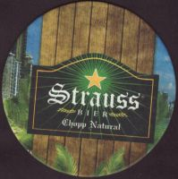 Beer coaster strauss-bier-1-small