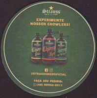 Beer coaster strauss-bier-5-small