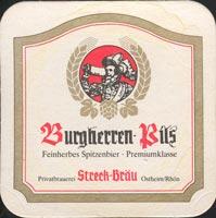 Beer coaster streck-brau-1