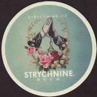 Pivní tácek strychnine-1-small