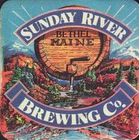 Pivní tácek sunday-river-1-small