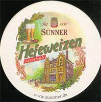 Pivní tácek sunner-1