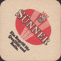 Pivní tácek sunner-14-small