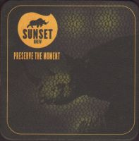 Beer coaster sunset-brew-1-small