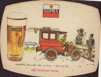 Beer coaster supra-49-small