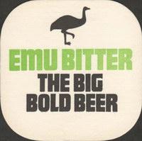 Beer coaster swan-10-small