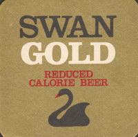 Beer coaster swan-13-small