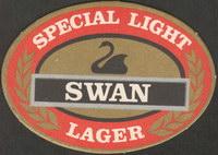 Beer coaster swan-17-small