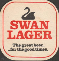 Beer coaster swan-19-small