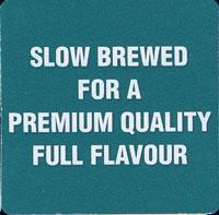 Beer coaster swan-2-zadek