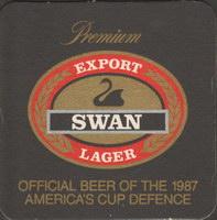 Beer coaster swan-21-small