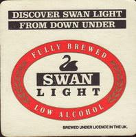 Beer coaster swan-22-small