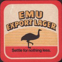 Beer coaster swan-25-small