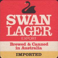 Beer coaster swan-28-small