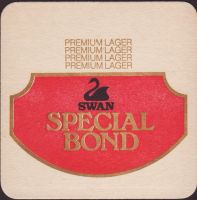 Beer coaster swan-29-small