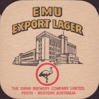 Beer coaster swan-32-oboje-small