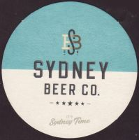 Beer coaster sydney-beer-co-2-small