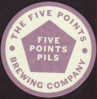 Pivní tácek the-five-points-2-small