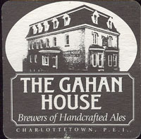 Beer coaster the-gahan-house-1