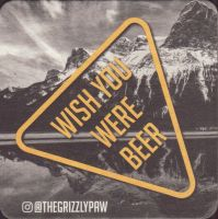 Beer coaster the-grizzly-paw-3-zadek-small