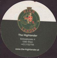 Pivní tácek the-highlander-1-small