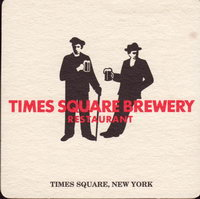 Beer coaster the-times-square-1-small