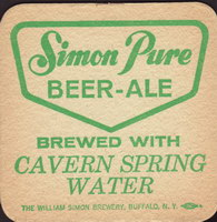 Beer coaster the-william-simon-1-small