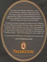 Pivní tácek theakston-10-zadek-small