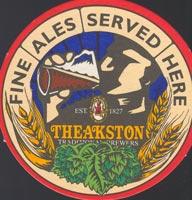 Pivní tácek theakston-3-oboje
