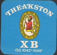 Pivní tácek theakston-4-oboje