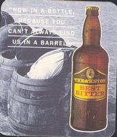 Pivní tácek theakston-5-oboje
