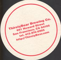 Beer coaster thirsty-bear-1-zadek