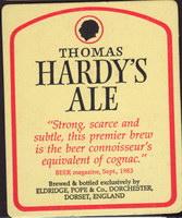 Pivní tácek thomas-hardy-21-zadek-small